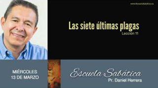 13 de marzo 2019 | El último gran engaño de Satanás | Escuela Sabática Pr. Daniel Herrera