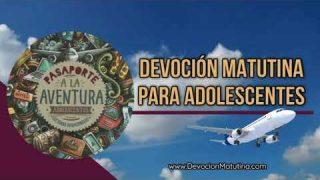 22 de marzo 2019 | Devoción Matutina para Adolescentes | Dios sabe qué es lo mejor