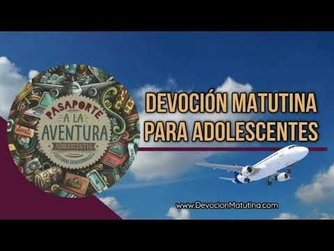 21 de marzo 2019 | Devoción Matutina para Adolescentes | El oráculo