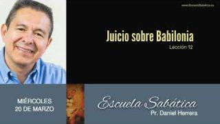 20 de marzo 2019 | Las siete cabezas de la bestia | Escuela Sabática Pr. Daniel Herrera