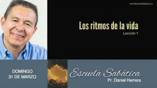 31 de marzo 2019 | En el principio | Escuela Sabática Pr. Daniel Herrera