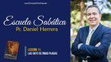 Lección 11 | Las siete últimas plagas | Escuela Sabática Pr. Daniel Herrera