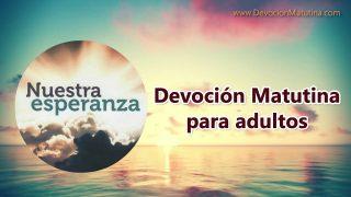 27 de marzo 2019 | Devoción Matutina para Adultos | La elección correcta
