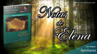 Notas de Elena | Lunes 1 de abril 2019 | Los ritmos de la vida | Escuela Sabática