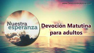 19 de abril 2019 | Devoción Matutina para Adultos | Prueba de amor