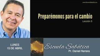 15 de abril 2019 | Preparación para el matrimonio | Escuela Sabática Pr. Daniel Herrera