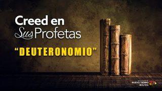 15 de abril   Creed en sus profetas   Deuteronomio 32