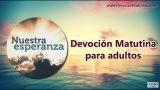 17 de abril 2019 | Devoción Matutina para Adultos | Paz a vosotros