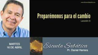 16 de abril 2019 | Preparación para la paternidad | Escuela Sabática Pr. Daniel Herrera