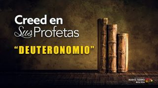 16 de abril | Creed en sus profetas | Deuteronomio 33