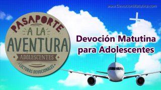 23  de abril 2019 | Devoción Matutina para Adolescentes | Las fuentes termales de los Andes