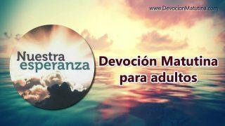 25 de abril 2019 | Devoción Matutina para Adultos | Gente que cuida de gente