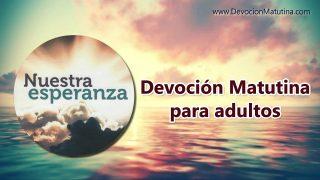 27 de abril 2019   Devoción Matutina para Adultos   Usa la Biblia