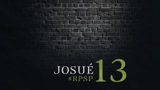 30 de abril   Resumen: Reavivados por su Palabra   Josué 13   Pr. Adolfo Suarez