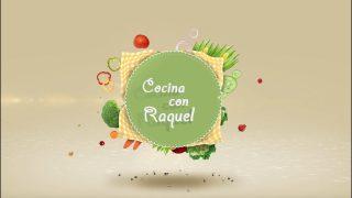 6 | Redondo de lentejas y avena con salsa de verduras | Cocina con Raquel