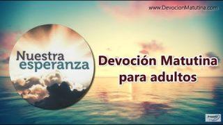 2 de mayo 2019 | Devoción Matutina para Adultos | Cambios discretos