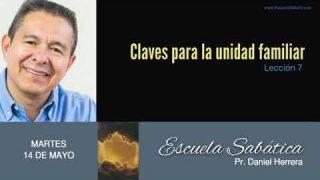 14 de mayo 2019 | El egoísmo: el destructor de la familia | Escuela Sabática Pr. Daniel Herrera