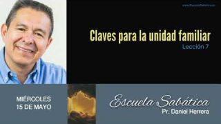 15 de mayo 2019 | La sumisión | Escuela Sabática Pr. Daniel Herrera