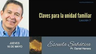 16 de mayo 2019 | Vivir el amor que prometimos | Escuela Sabática Pr. Daniel Herrera