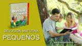 18 de mayo 2019 | Devoción Matutina para Niños Pequeños | Buenas intenciones. Malos resultados