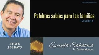 2 de mayo 2019 | Una vida verdaderamente rica | Escuela Sabática Pr. Daniel Herrera