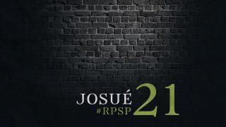 8 de mayo   Resumen: Reavivados por su Palabra   Josué 21   Pr. Adolfo Suarez