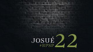 9 de mayo   Resumen: Reavivados por su Palabra   Josué 22   Pr. Adolfo Suarez