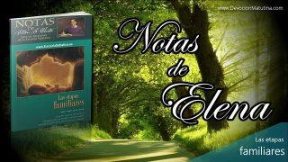 Notas de Elena | Miércoles 8 de mayo 2019 | Amar en el momento adecuado | Escuela sabática