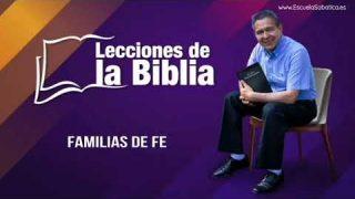 12 de junio 2019 | Hacia una fe de primera generación | Escuela Sabática Pr. Daniel Herrera