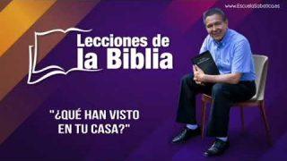 18 de junio 2019 | La paz que triunfa | Escuela Sabática Pr. Daniel Herrera