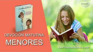5 de junio 2019 | Devoción Matutina para Menores | ¿Para qué tenemos que ir a la escuela?