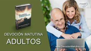 18 de julio 2019 | Devoción Matutina para Adultos | Más gente involucrada