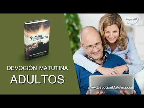 8 de julio 2019 | Devoción Matutina para Adultos | Las oportunidades de Dios