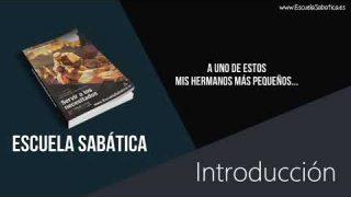 Introducción   Escuela Sabática   Tercer trimestre 2019   Servir a los necesitados