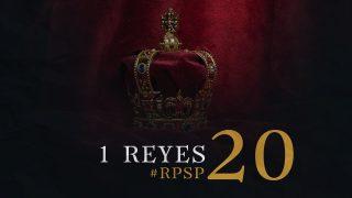 19 de agosto   Resumen: Reavivados por su Palabra   1 Reyes 20   Pr. Adolfo Suarez