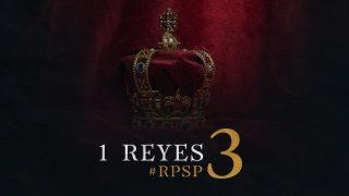 2 de agosto | Resumen: Reavivados por su Palabra | 1 Reyes 3 | Pr. Adolfo Suarez