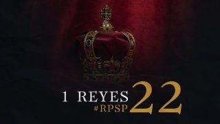 21 de agosto   Resumen: Reavivados por su Palabra   1 Reyes 22   Pr. Adolfo Suarez