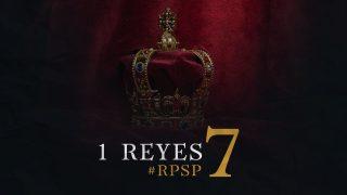 6 de agosto   Resumen: Reavivados por su Palabra   1 Reyes 7   Pr. Adolfo Suarez