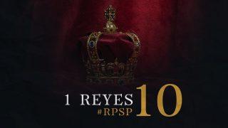 9 de agosto | Resumen: Reavivados por su Palabra | 1 Reyes 10 | Pr. Adolfo Suarez