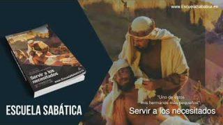 Lección 7 | Lunes 12 de agosto del 2019 | La declaración de misión de Jesús | Escuela Sabática Adultos