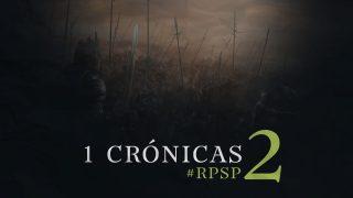 17 de septiembre   Resumen: Reavivados por su Palabra   1 Crónicas 2   Pr. Adolfo Suarez