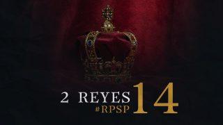 4 de septiembre   Resumen: Reavivados por su Palabra   2 Reyes 14   Pr. Adolfo Suarez