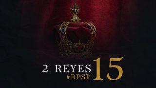 5 de septiembre   Resumen: Reavivados por su Palabra   2 Reyes 15   Pr. Adolfo Suarez
