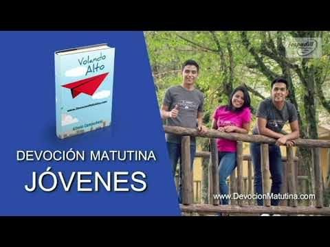 16 de octubre 2019 | Devoción Matutina para Jóvenes | Perdón