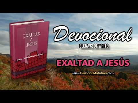 15 de octubre | Devocional: Exaltad a Jesús | La ordenanza del bautismo