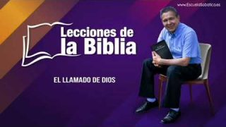 16 de octubre del 2019 | La elección de Dios | Escuela Sabática Pr. Daniel Herrera