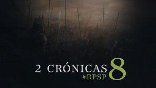 22 de octubre | Resumen: Reavivados por su Palabra | 2 Crónicas 8 | Pr. Adolfo Suarez
