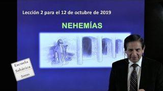 Lección 2 | Nehemías | Escuela Sabática 2000