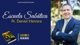 Lección 2   Nehemías   Escuela Sabática Pr. Daniel Herrera