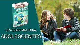 21 de noviembre 2019 | Devoción Matutina para Adolescentes | El increíble eco